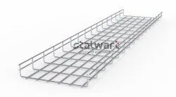 SS Wiremesh Cable Tray