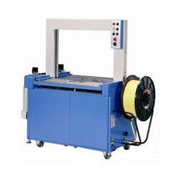 On line Fully Automatic Box Strapping Machine