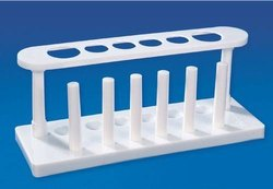 Test Tube Stand  Plastic