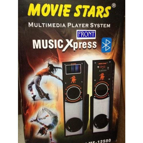 Moviestars 12500 Music Xpress Multimedia Speaker