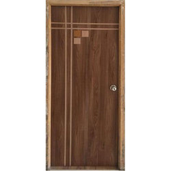RE015 Wooden Laminated Door