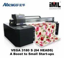 Atexco Vega 3180-S Hi-Speed Industrial Digital Text.Printer