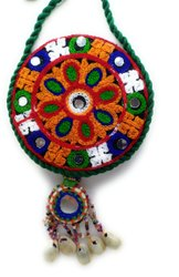 FJ002 Fabric Jewelry