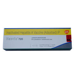 Havrix 720 Hepatitis A Vaccine