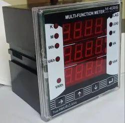 M-Kris Three Phase Bidirectional Energy Meter, Model Name/Number: Solaris, 415VAC