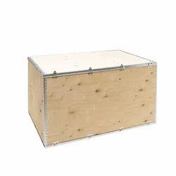 双层墙 -  5层轻的重量型Nailless盒,箱体容量:201-400千克
