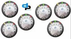 Aerosense Model ASG -07 Differential Pressure Gauges Ranges 0-7.0 WC