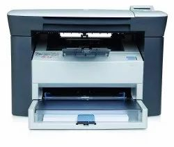 Black & White HP LASER M1005 MULTIFUNCTION PRINTER, Supported Paper Size: A4
