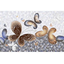 Butterfly Print Wall Tiles