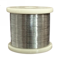 Silver Copper Wire