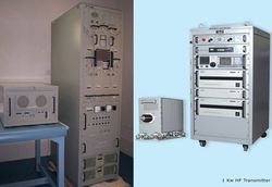 Communication Equipment 5 Kw  1 Kw Hf Transmitter