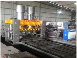 Automatic 18 Brick Fly Ash Making Machine