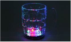 LED Light Beer Mug