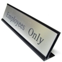 Name Plates Printing Services