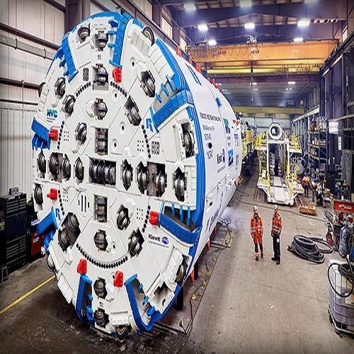 Double Shield Tunnel Boring Machines Robbins Tunneling