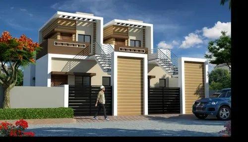 2 BHK HOUSE, Residential House - Swastik Group, Raipur   ID