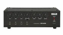 SSB-60EM PA Mixer Amplifiers