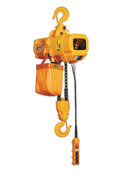 Heavy duty chain hoist