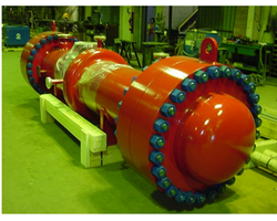 Split Backing Ring Floating Head Type Heat Exchanger