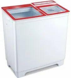Godrej 8.2 kg Semi Automatic Top Load Washing Machine, WS 820 PDL, White