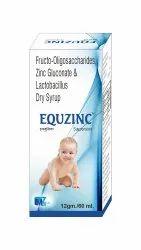 Fructo Oligosaccharides Zinc Gluconate and Lactobaccilus Dry Syrup
