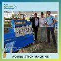 Bamboo Round Stick Machine