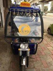 Indian company Battery E Rickshaw