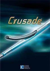 Kaneka Crusade Dual Lumen Microcatheter Guide Wire