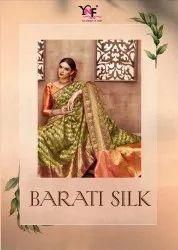 Barati Silk Kanjivaram Silk Saree