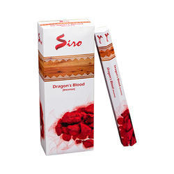 Dragon's Blood Hexa Incense Stick