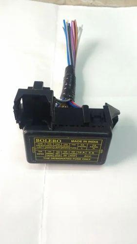 fuse box bolero automobile electrical components jagdamba rh indiamart com