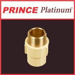 CPVC Round Brass M.T.A