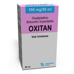 Oxaliplatin Solucion Inyectable