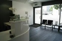Clinic Interior Designing Services, Depends On Work