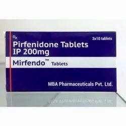 Pirfenidone 200 mg Tablets