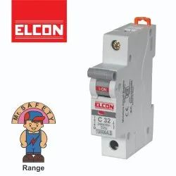 Single Pole Miniature Circuit Breaker MCB