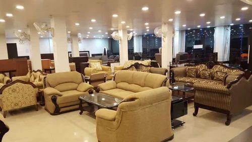 Superbe Designer Wooden Sofas Services