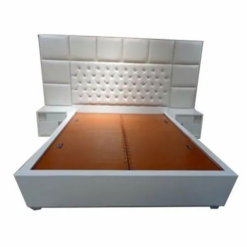 Double Bed Size.Stylish King Size Double Bed