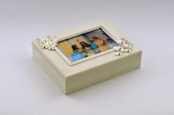 Multipurpose Jewellery Box With Frame-JB1041