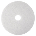 White Floor Cleaning Pad