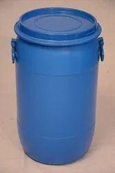 Plastic Mitsu Chem 60 L Full Open Top Drums