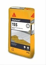 Ready To Use Normal Cementitious With No Vertical Slip Tile Adhesive-Sikaceram-155