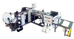 Leno Bag Cutting Stitching Machine