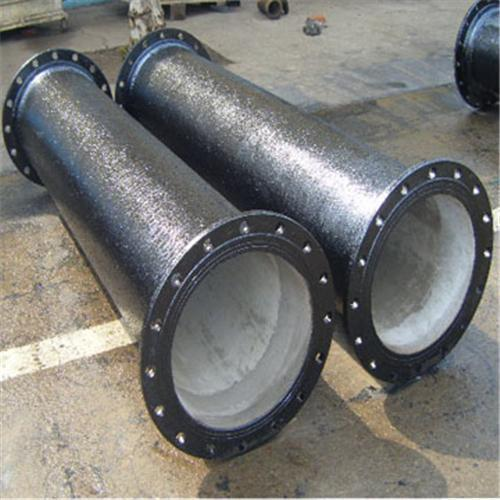 DI Double Side Flanged Pipes