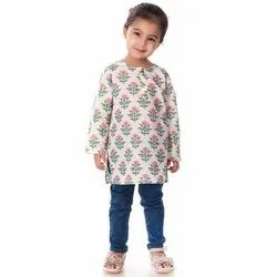 Girls kurta