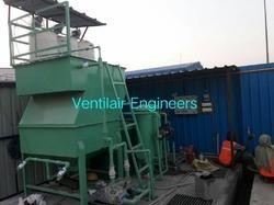 Food Industries Effluent Water Treatment Plant