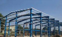 Steel PEB Structure