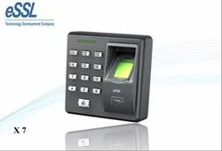 X7 Finger Print Access Control System Without Data