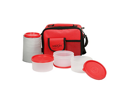 06860819296c Meal Combi Insulated Lunch Box With 3 Leak