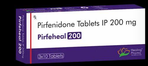 Anti Allergic Pirfeheal 200 Pirfenidone Manufacturer From Mumbai